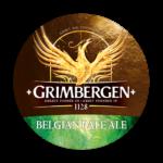 etichetta della birra Grimbergen belgian pale ale