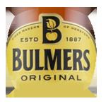etichetta del sidro irish bulmers alla mela