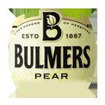 etichetta del sidro irish bulmers alla pera